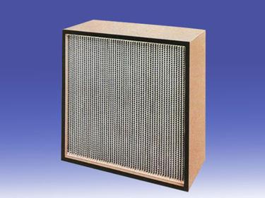 有隔板高效过滤器 H14(木框)
