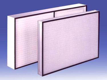 洁净室高效空气过滤器(80mm) H13