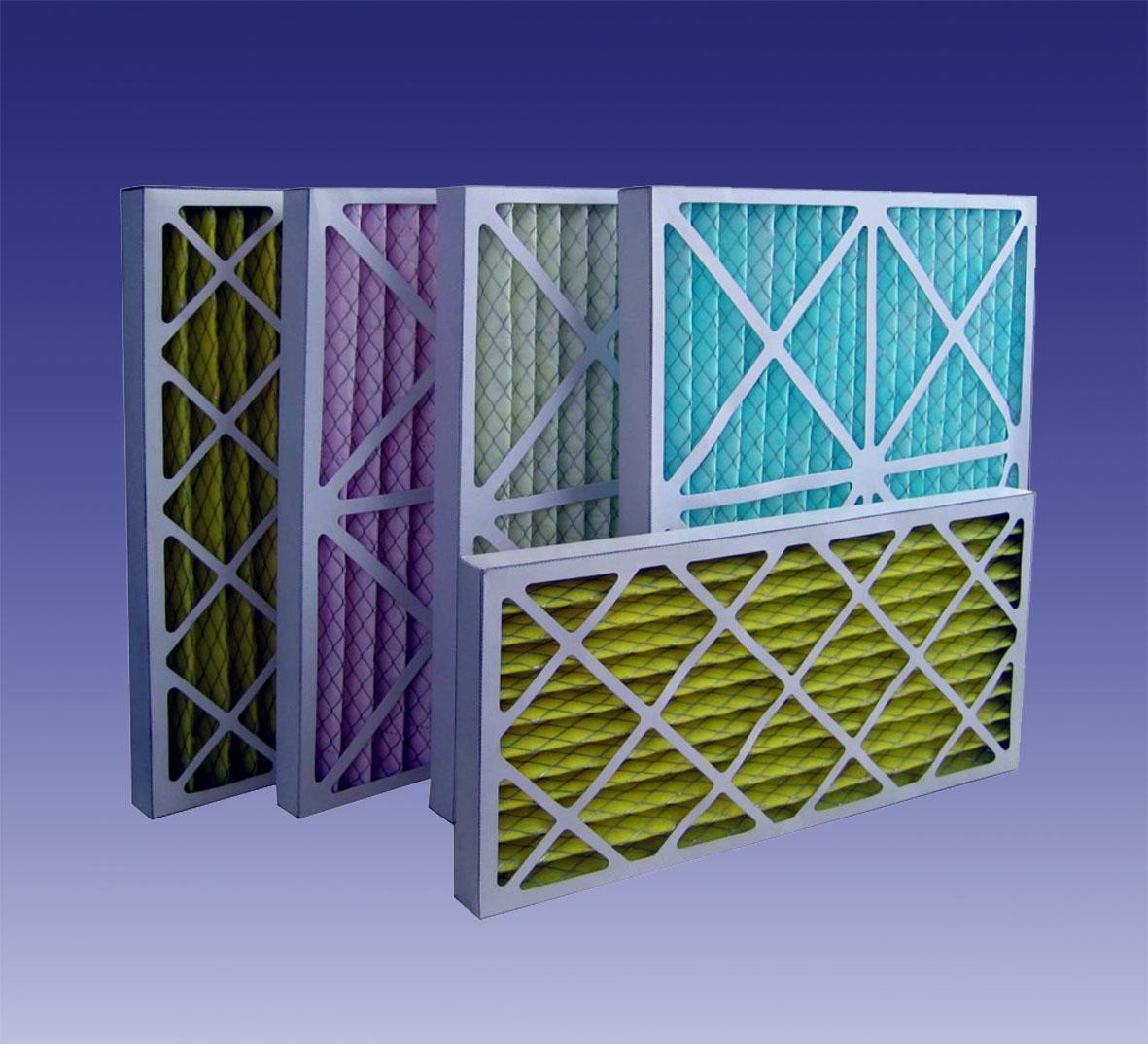 G4低阻空气过滤器(纸框)