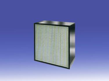 450℃耐高温高效过滤器H13