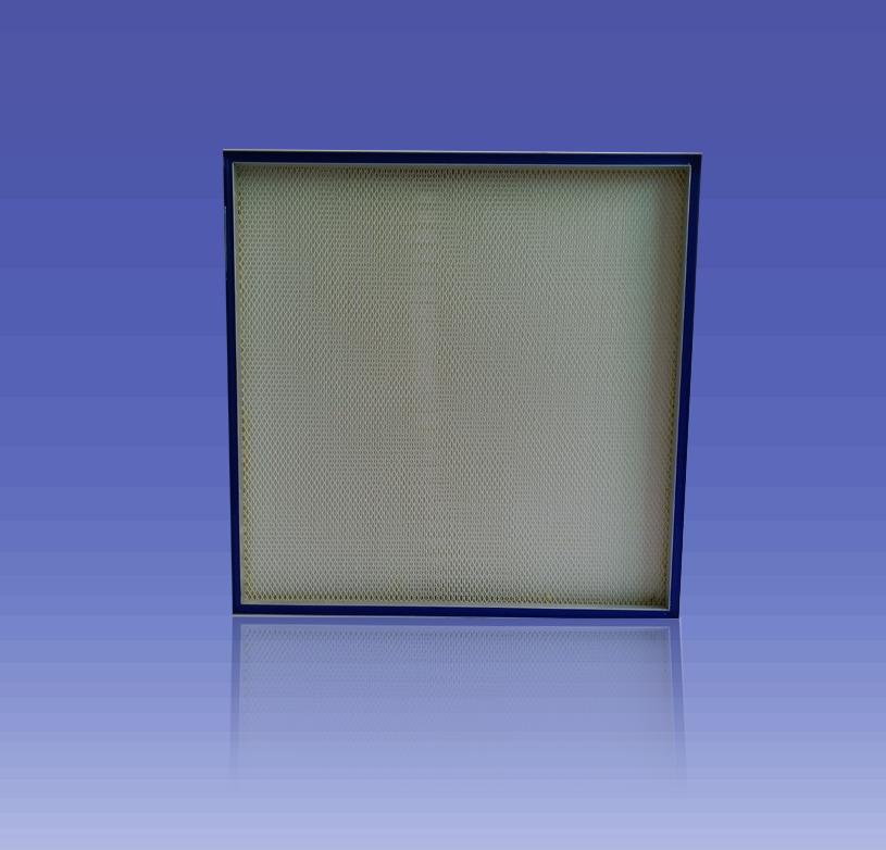 液槽密封高效过滤器(上) H14
