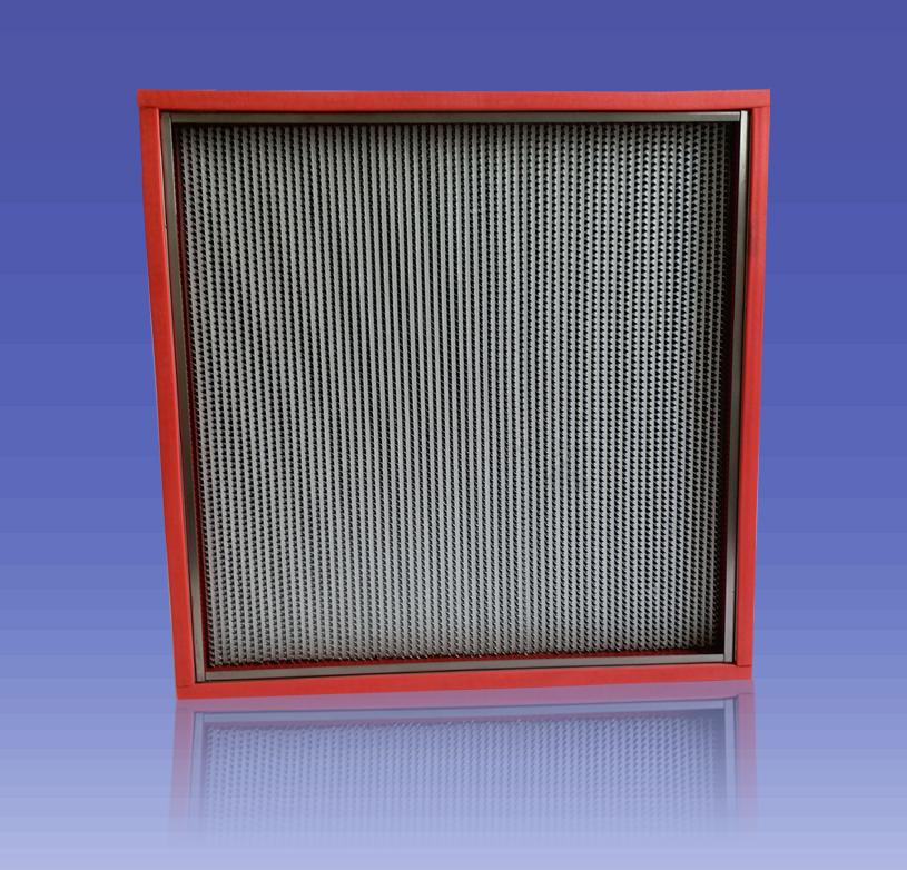 350℃耐高温高效过滤器 H14