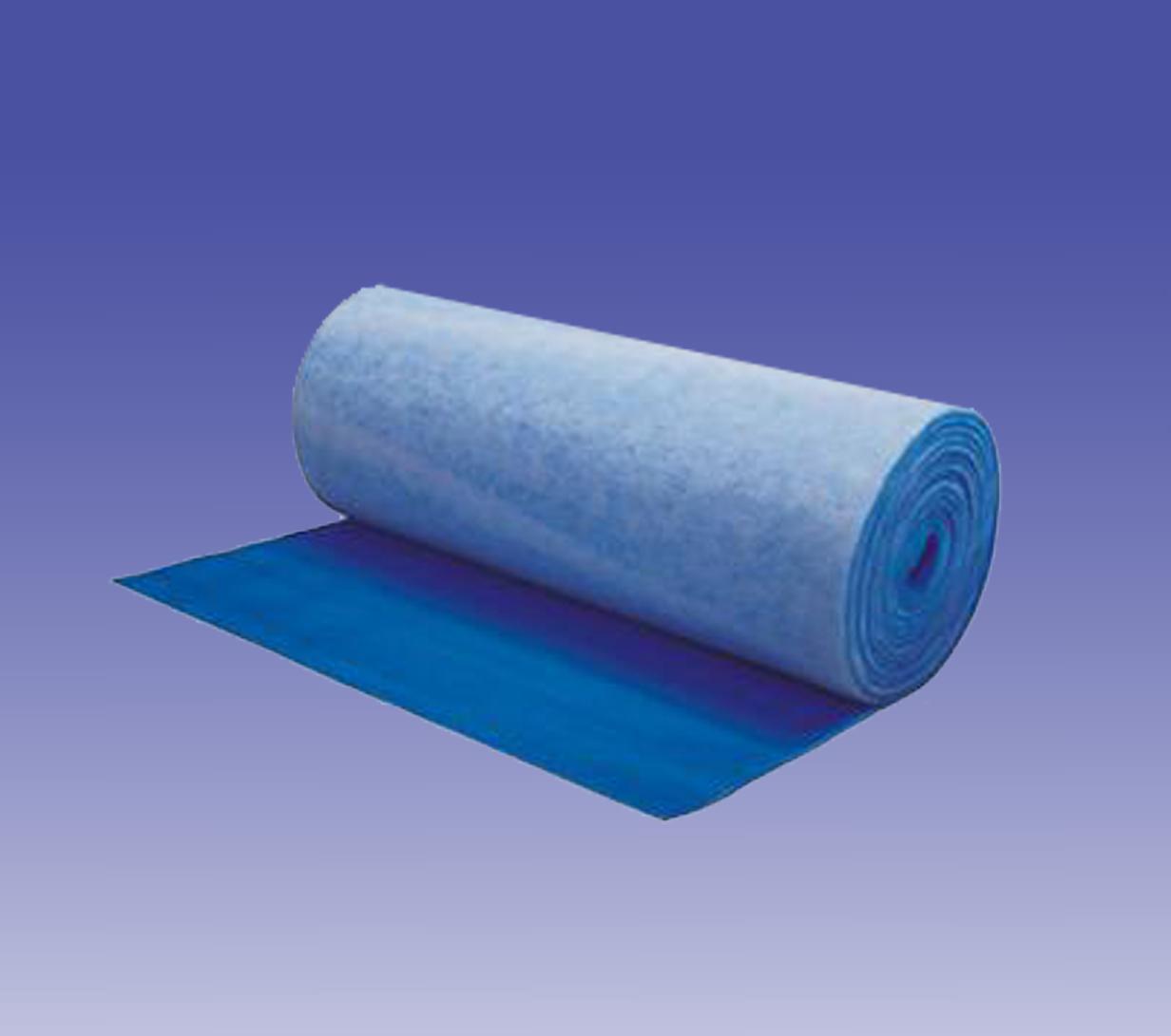 G2初效过滤棉(150g v蓝白面)