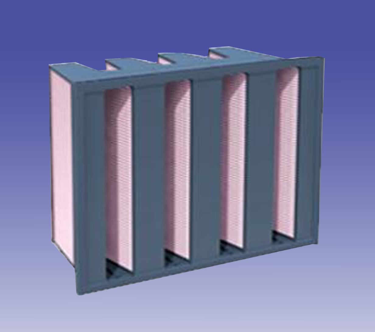 金属有机骨架复合过滤器(四合一)