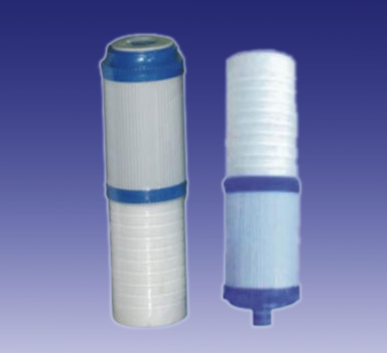 双节活性碳滤芯